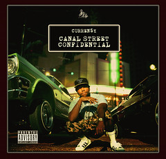 Curren$y - Canal Street Confidential (Front)