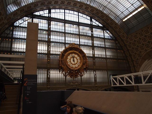 P5281857 Musée d'Orsay オルセー美術館 paris france パリ フランス