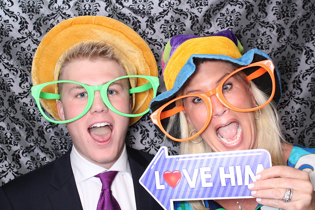 2016 Senior Mother Son Photo Booth