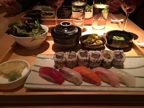 Morimoto, Sushi, NYC. Nueva York