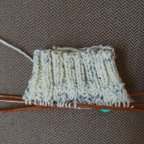 Birch skyp sock