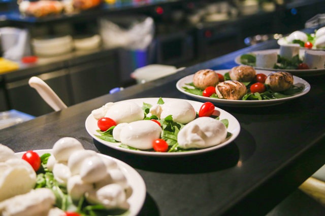 Obica mozzarella bar London