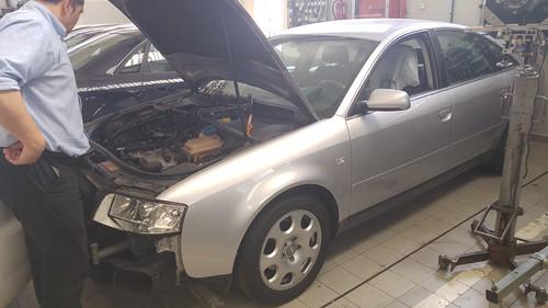 ¡Adiós, Audi! (¡Hola, Lexus!)