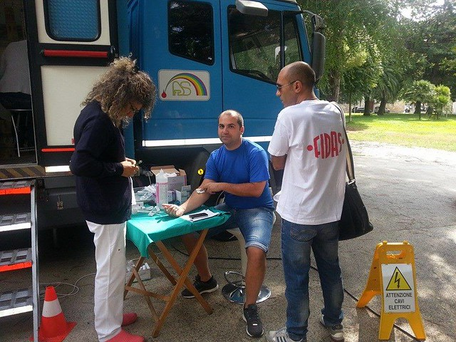 donatori sangue fidas