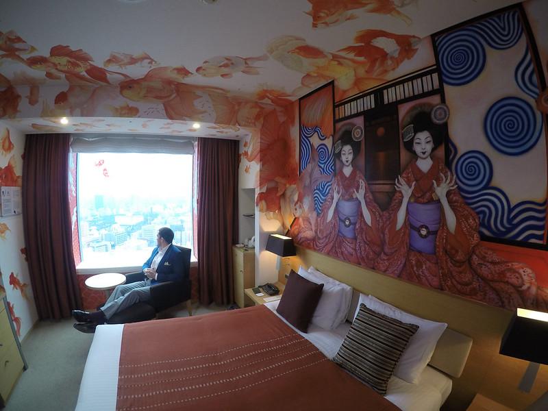 27410508853 78664240a7 c - REVIEW - Park Hotel Tokyo (Artist Room - Geisha)