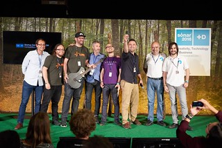 The Open Shoes gana el Premio Especial Ricoh 3D en Sónar +D