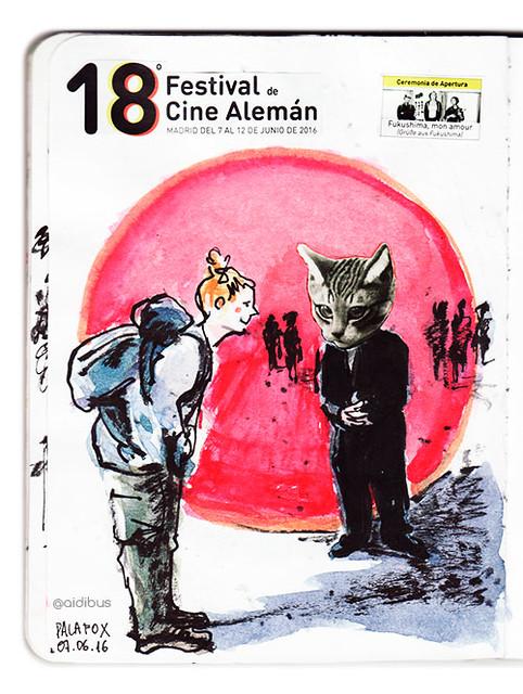 18 Festival de Cine Alemán