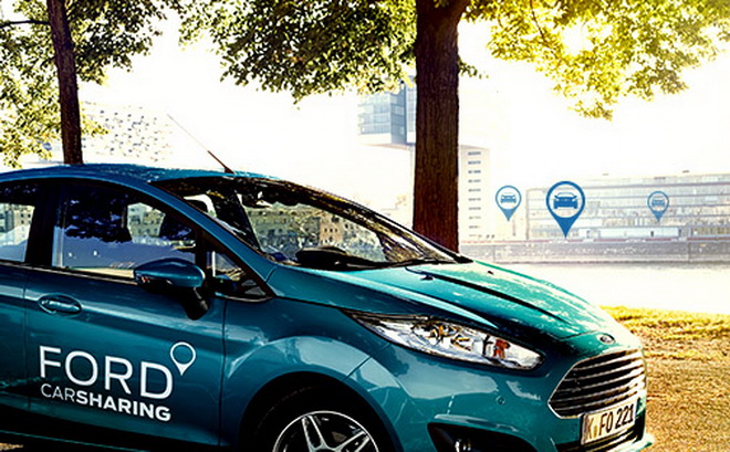 Mobility Experiment: Ford Carsharing, Germany