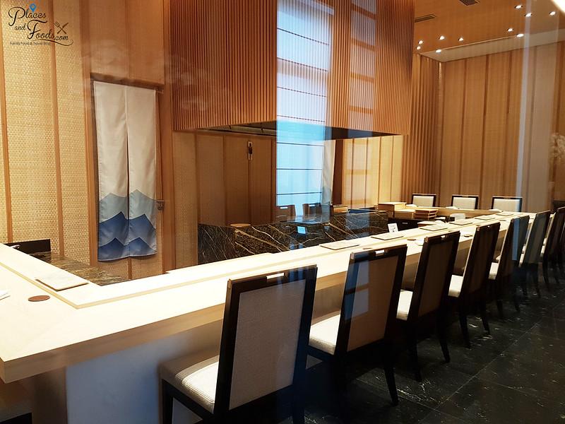 ginza tenkuni st regis tempura area