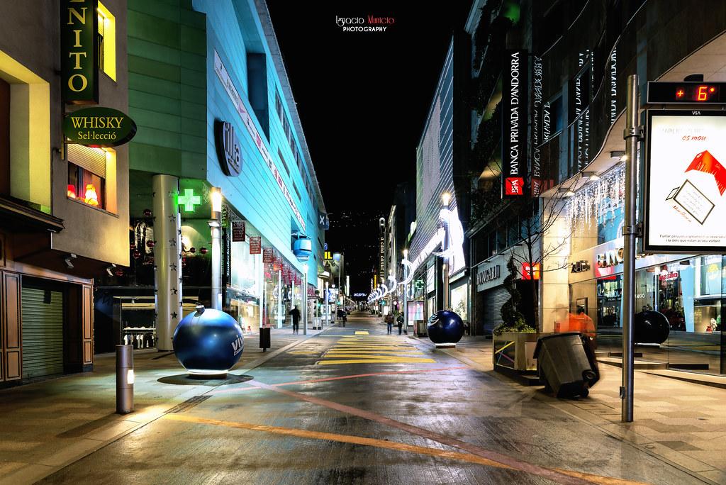 Street Andorra