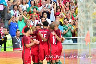 Portugal-Estónia (7-0)