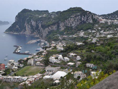 Capri insula magica din Marea Tireniana 10