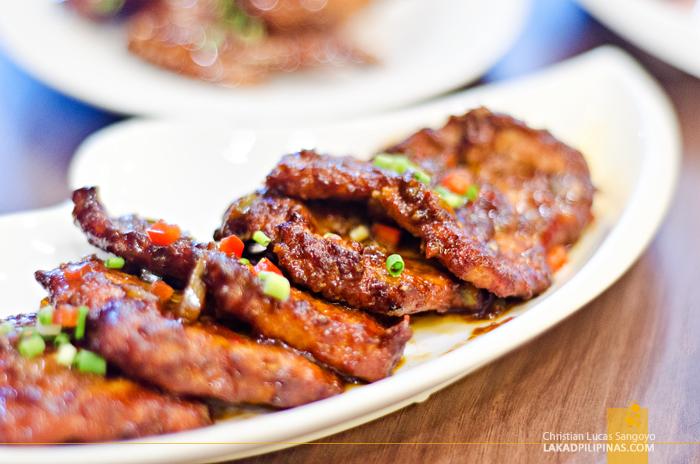 Lido Cocina Tsina La Fuerza Shantung Pork