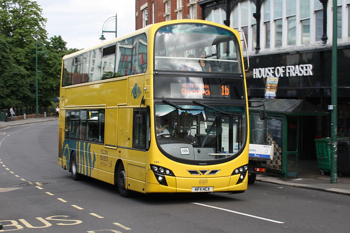 Yellow Buses 124 HF11HCX
