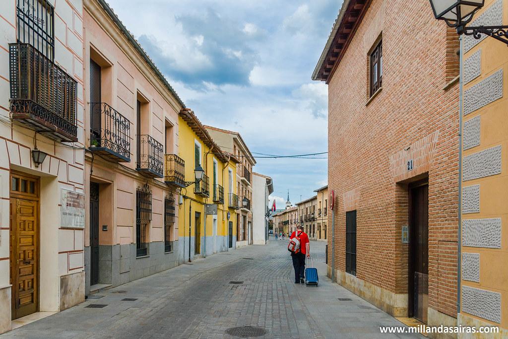 Calles de Alcalá de Henares