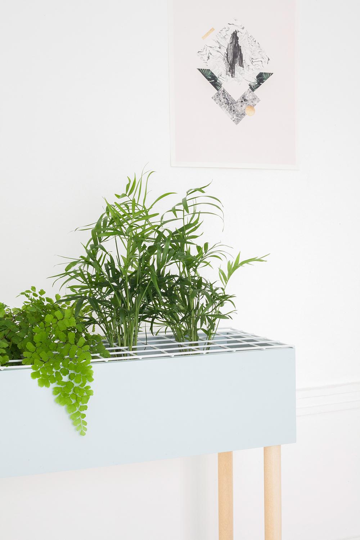 Diy Jardinera Interior Ba2 Proyectos - Jardinera-interior
