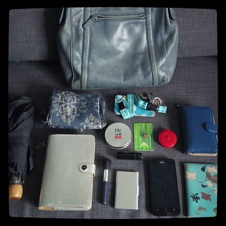 It's been ages since I've done one of those: #whatsinmybag? For #365days project, 259/365