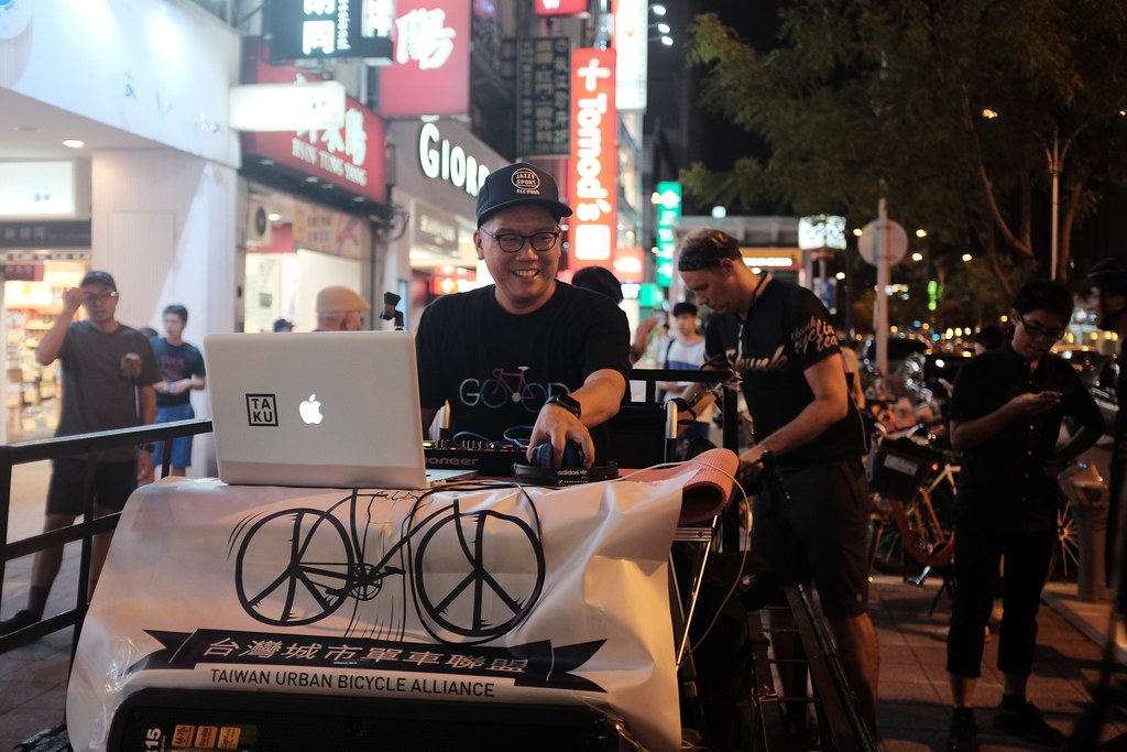 2016-09-30 單車臨界量 | Critical Mass Taipei