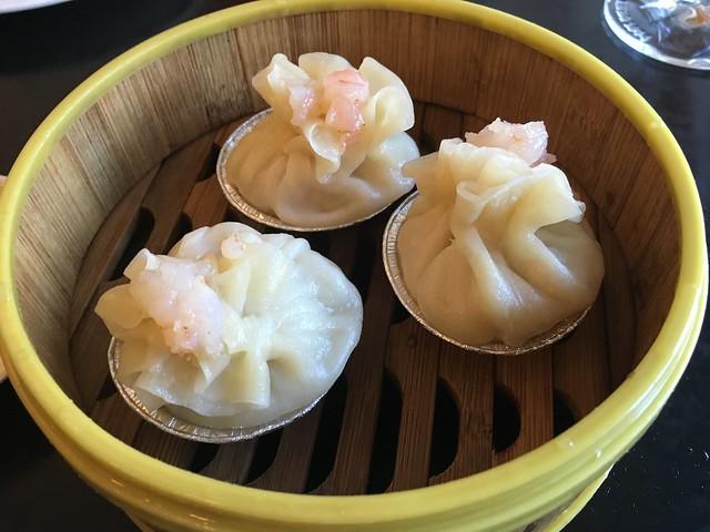 Seafood Shanghai dumplings - Mama Ji's