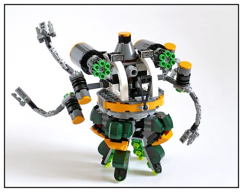 LEGO Marvel Super Heroes 76059 Spider-Man Doc Ock's Tentacle Trap 33