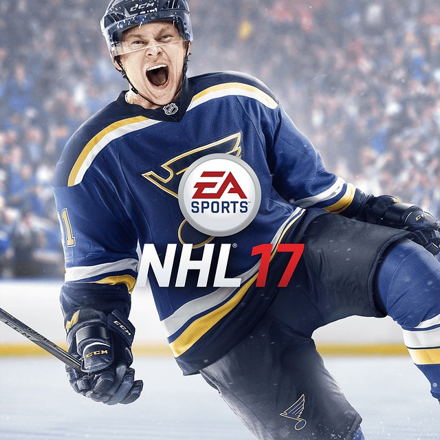 EA SPORTS NHL 17 STANDARD EDITION