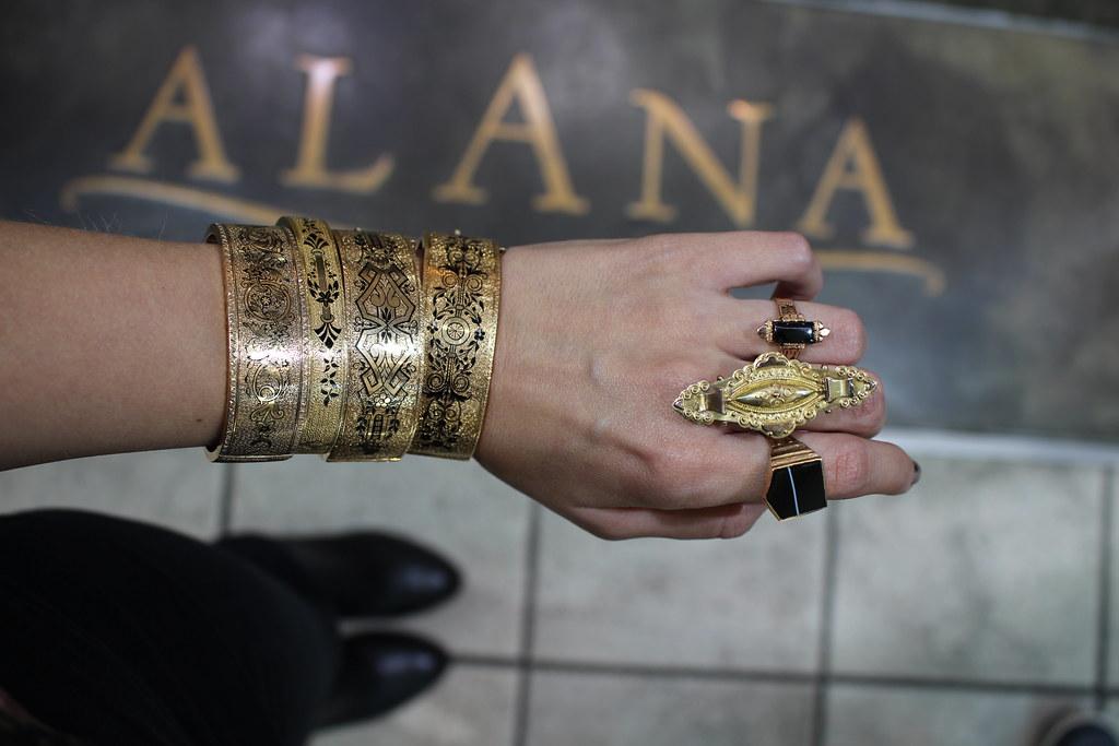 Bijoux Alana    Sauver Skinder