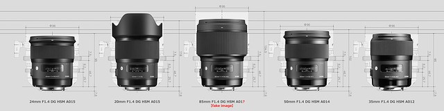 20160907_04_SIGMA CINE LENS Series & 85mm F1.4 DG HSM ART?
