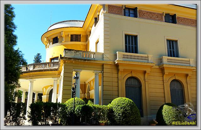 Jardines de Pedralbes. Barcelona (9)