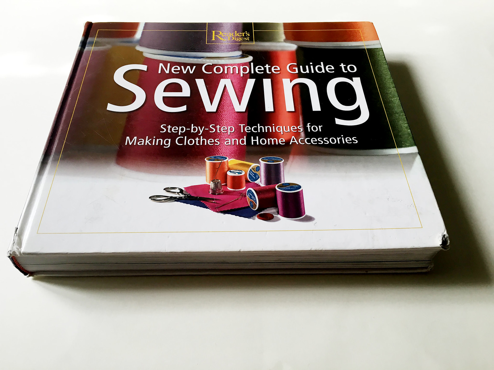 The five best sewing books