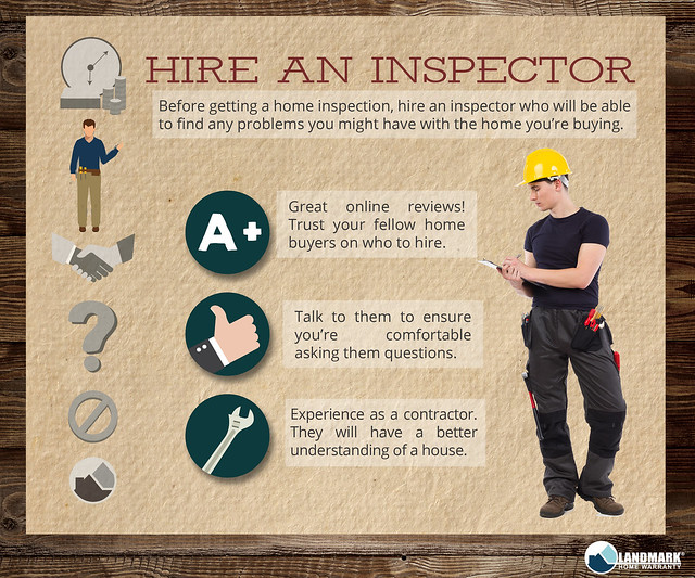 Hire a Home Inpsector
