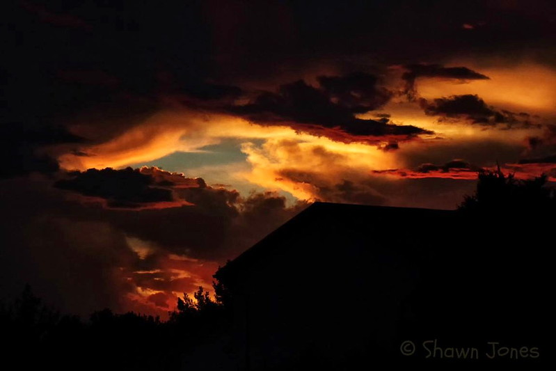 June 5, 2016 - A stunning Thornton sunset. (Shawn Jones)