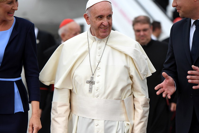 Pope Francis in Poland, 27 VII 2016