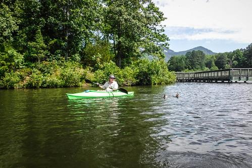 Lake Oolenoy Kayaking-6