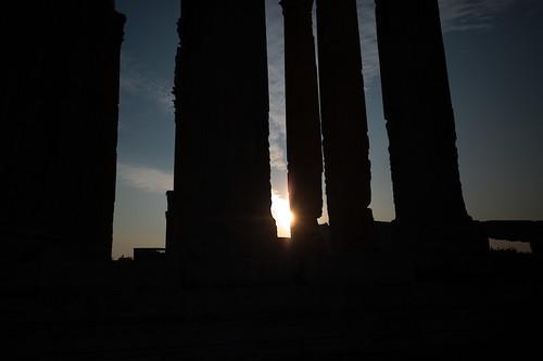 Il tempio di Zeus Olimpico