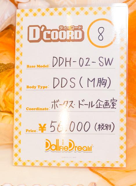 HTドルパ名古屋6 D'COORD DDH-02