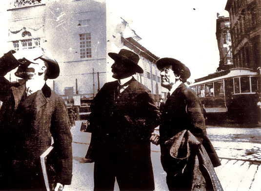 Mahler en Praga (1908)