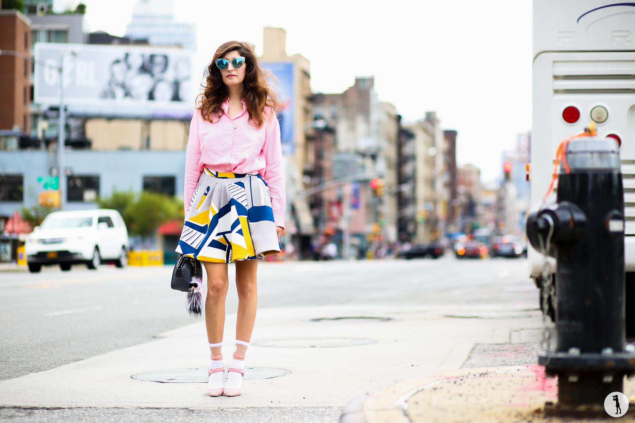 Valentina Siragusa at New York Fashion Week-2
