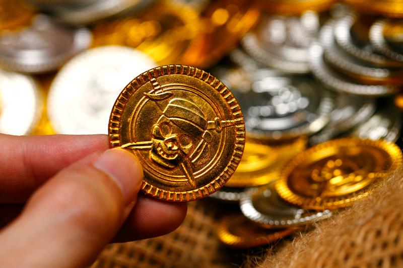 Melaka 1001 Gold Coin Treasure