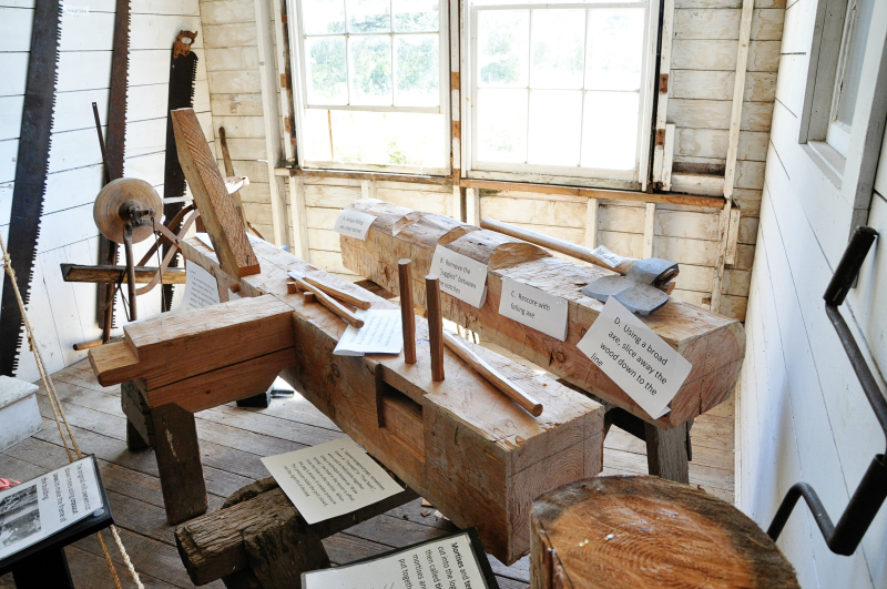 Thompson's Flour Mill 6 @ Mt. Hope Chronicles