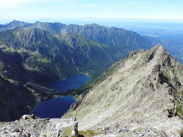 Day Hikes In The High Tatras: Rysy