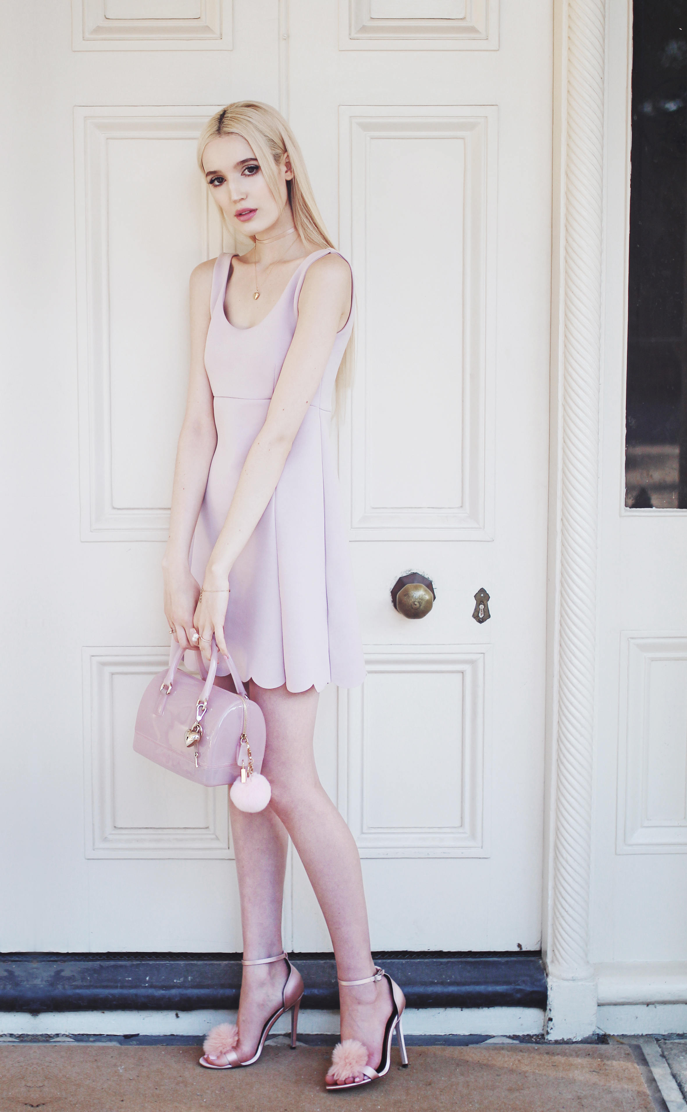 Swing In Pink