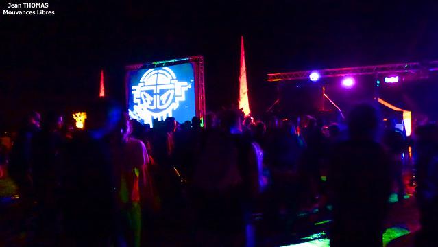 Echo System 15 ans de free party nuit