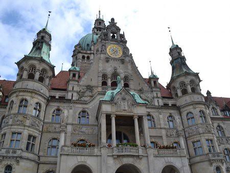 Rathaus 7 locuri de vizitat in Hanovra