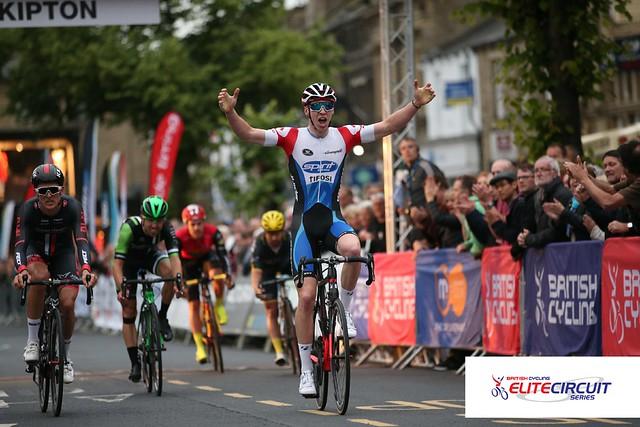 British Cycling Elite Circuit Series round three, Skipton Grand Prix, July 6 2016