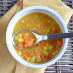 Mais-Karotten-Chowder