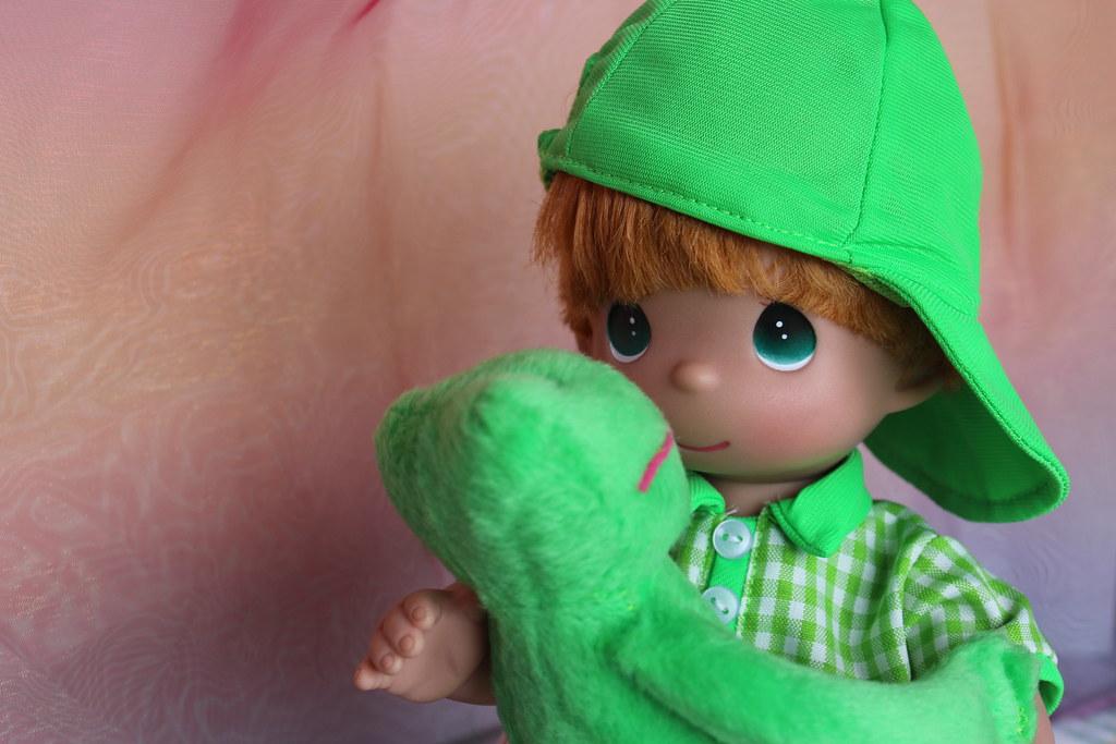 """Precious Moment 12"""" Doll"""