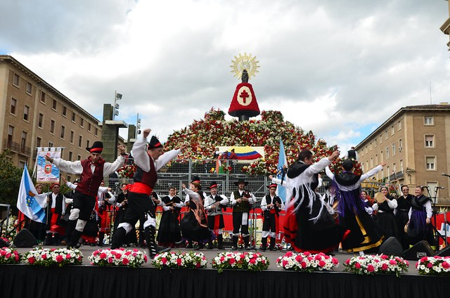 Día del Pilar Zaragoza 2014