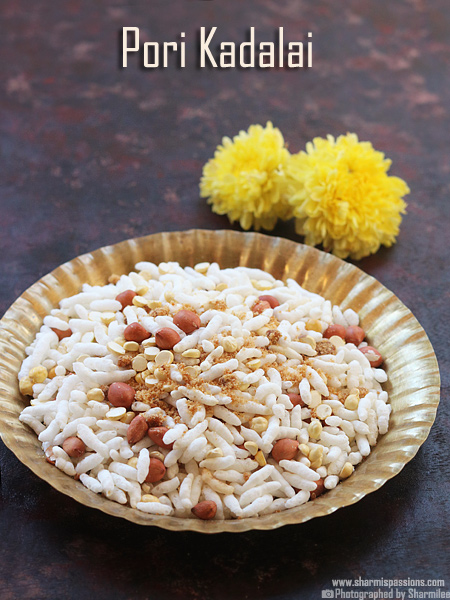 Pori Kadalai Recipe