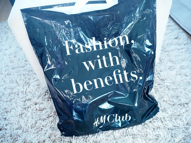 hmfashionwithbenefitsP2278325 , h&m home, h&m club, shopping bag, ostoskassi, black, musta, fashion with benefits,