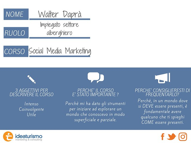Corsi di Formazione Social Media Marketing, Web marketing e Geo Marketing